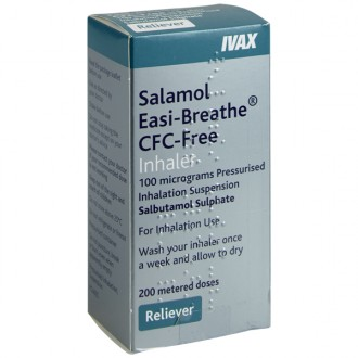 Salamol Easi-Breathe Inhaler